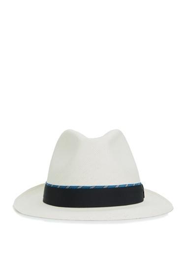 Doria Doria  Kontrast Bant Detaylı Erkek Şapka 101646505 Lacivert